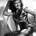 Paulette Goddard, Paramount Pictures Poster by Everett