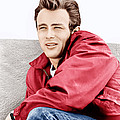 Rebel Without A Cause, James Dean, 1955 Poster by Everett