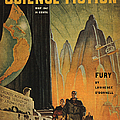 SCIENCE FICTION MAGAZINE Print by Granger