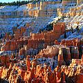 Sunset point in Bryce Canyon Poster by Pierre Leclerc Photography