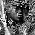 54th Massachusetts Memorial Poster by Brian M Lumley