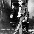 Booker T. Washington 1856-1915 Poster by Everett