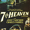7th Heaven Print by Nomad Art And  Design