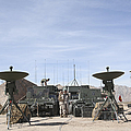 A Marine Unmanned Aerial Vehicle Poster by Stocktrek Images