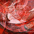 A Mothers Womb . A120422.446 Poster by Wingsdomain Art and Photography