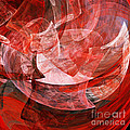 A Mothers Womb . Square . A120422.446 Poster by Wingsdomain Art and Photography