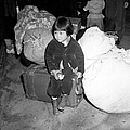 A Young Evacuee Of Japanese Ancestry Print by Stocktrek Images