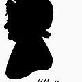 ABIGAIL ADAMS Print by The Granger Collection