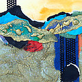 Abstract 2011 No.2  Print by Kathy Braud