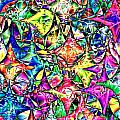 Abstract 3 Print by Mauro Celotti