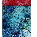 Abstract Flow 3 Print by Xoanxo Cespon