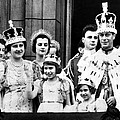 After Coronation Ceremonies, The Royal Print by Everett