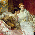 After the Ball Print by Conrad Kiesel
