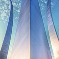 Air Force Memorial Print by JC Findley