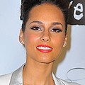 Alicia Keys At Arrivals For Keep Poster by Everett