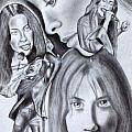 ALLALANIS Poster by Rick Hill