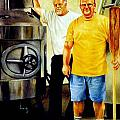 American Brewer Gothic by Gregg Hinlicky