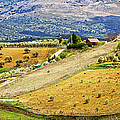 Andalusia Countryside Panorama Poster by Artur Bogacki