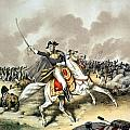 Andrew Jackson At The Battle Of New Orleans Poster by War Is Hell Store