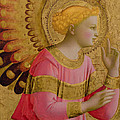 Annunciatory Angel Poster by Fra Angelico