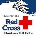 Answer The Red Cross Christmas Roll Call Poster by War Is Hell Store