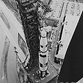 Apollo 500-f Saturn V Rocket Poster by NASA / Science Source
