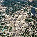 Appleton WI Downtown College Ave. Print by Bill Lang