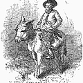 ARKANSAS TRAVELER, 1878 Poster by Granger