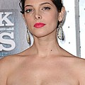 Ashley Greene At Arrivals For Sherlock Poster by Everett
