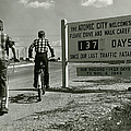 Atomic City Tennessee in the Fifties Print by Tom Hollyman and Photo Researchers
