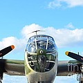 B-25J Killer B Print by Lynda Dawson-Youngclaus