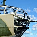 B-25J Nose by Lynda Dawson-Youngclaus