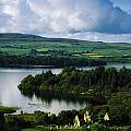 Ballindoon Abbey, Lough Arrow, Co Print by The Irish Image Collection