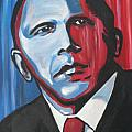 Barack Poster by Colin O neill