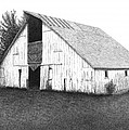 Barn 16 Print by Joel Lueck