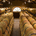 Barrel Room Print by Eggers   Photography