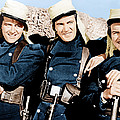 Beau Geste, From Left Ray Milland, Gary Poster by Everett