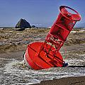 Bell Buoy Poster by Garry Gay