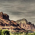 Bell Rock - Sedona by Dan Stone