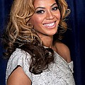 Beyonce Knowles At A Public Appearance Poster by Everett