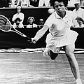 BILLIE JEAN KING (1943- ) Print by Granger