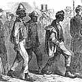 BLACK CODES, 1864 Print by Granger