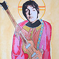 Blessed Paul Poster by Philip Atkinson