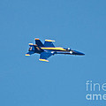 Blue Angels 12 Poster by Mark Dodd