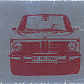 BMW 2002 Poster by Irina  March