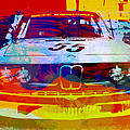 BMW Racing Poster by Irina  March