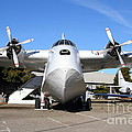 BOAC British Overseas Airways Corporation Speedbird Flying Boat . 7D11246 Print by Wingsdomain Art and Photography