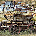 Bodie Wagon Poster by Kelley King