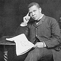 Booker T. Washington 1856-1915, African Poster by Everett