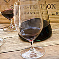Bordeaux Wine Tasting by Frank Tschakert